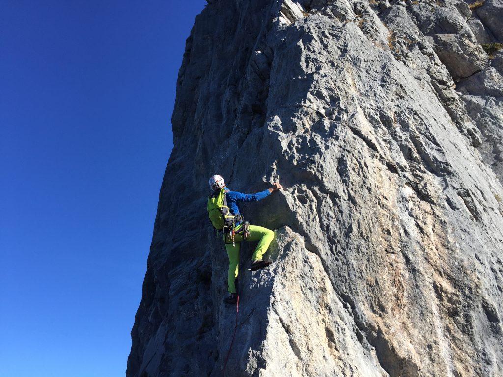 Klettern-Gastlosen
